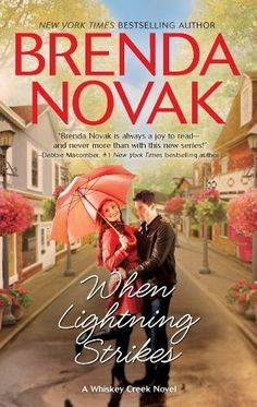 When Lightning Strikes (Whiskey Creek) by Brenda Novak, http://www.amazon.com/dp/B0088NH068/ref=cm_sw_r_pi_dp_VxPSrb07THP6S