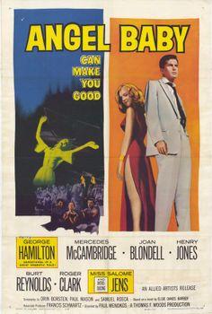 'Angel Baby' 1961 george #hamilton