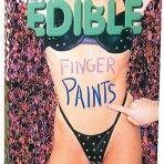 Edible Finger Paints Box. Taste it! Write it! Have fun with it!