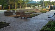 Therapy Garden at CHS Concord, NC
