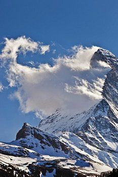 Zermatt / Blatten / Matterhorn / Hornli and East face, Switzerland