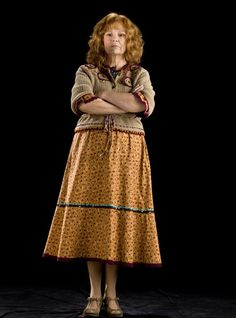 Molly Weasley - possible costume idea