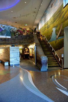 Flint Hills Discovery Center, Manhattan, KS.
