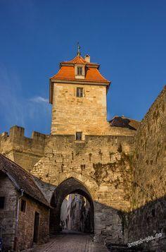 Rothenburg ob der Tauber by Sven K. on 500px