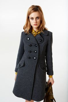 Orla Kiely Autumn/Winter 2013-14 - Full length photos (Vogue.com UK)