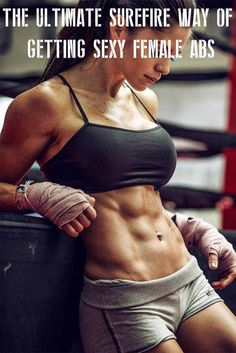 [Article and Tips] the ultimate surfire way of getting sexy female abs #women #Abs #Workout #fitness #fatloss #inspiration