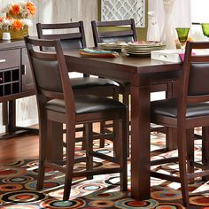 High Tables At Furniture Row Counter Height Table