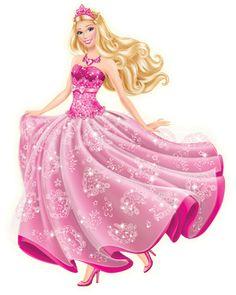 Resultado de imagem para barbie princess png