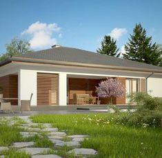 Z321 to wyjątkowy dom z kategorii projekty domów z większą liczbą pokoi Garage Doors, 1, Outdoor Decor, Home Decor, Houses, Projects, Decoration Home, Room Decor, Home Interior Design
