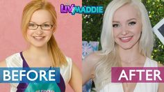 Liv and Maddie Before and After 2016