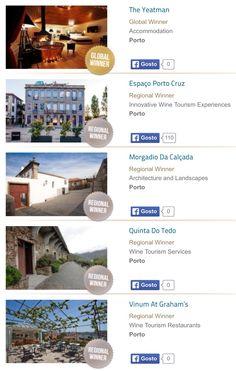 Best of Wine Tourism 2014 . Porto . Vinum at Grahams