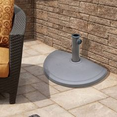 $53 half umbrella stand walmart, out of stock