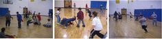 So many fun elementary school gym games