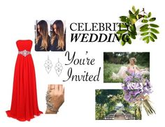 """wedding day*"" by stylists01 ❤ liked on Polyvore featuring Stephen Webster and CelebrityWedding"