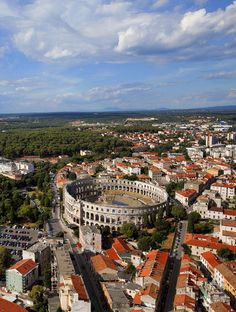 Pula Croatia   Find things to do on http://happytovisit.com/TopDestinations/Pula-28
