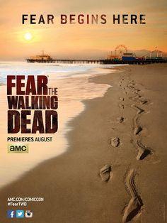 fear walking dead comic con poster Fear the Walking Dead Teaser & Comic Con Poster: Missing Persons