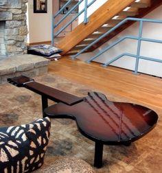 guitar table