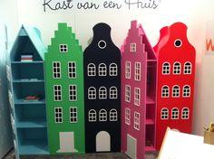 Amsterdam Storage Cabinets by Kast van een Huis
