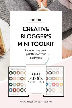 Are you looking for free tools and resources you can use to help you start your own blog? Go ahead and download my Mini Creative Blogger's Toolkit for free which includes: List of Free Blogging Tools and Resources, 5 Free Pinterest Templates, Facebook Groups for Bloggers Business Writing, Social Media Template, Blog Planner, Useful Life Hacks, Templates Printable Free, Business Motivation, Girl Blog, Free Blog, Blogging For Beginners