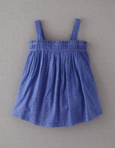 I've spotted this @BodenClothing Summer Days Smock Top Blue Violet