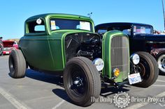More Hot Rod Goodness from Goodguys Del Mar