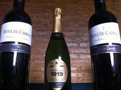 Os lo recomiendo a todos. Hoya de Cadenas (Reserva Privada) de @bodegasgandia está buenísimo by @Ivan18Buedo