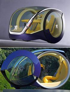 Peugeot Moovie Concept Car