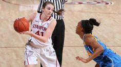Splash Sisters - Karlee and Bonnie Samuelson light it up vs UCLA