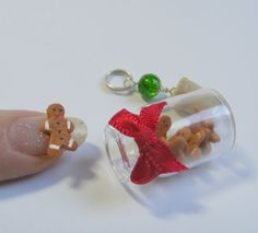 Hey, I found this really awesome Etsy listing at https://www.etsy.com/listing/90034296/food-jewelry-gingerbread-men-miniature