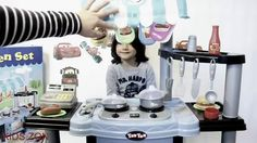 Toys cooking for kids