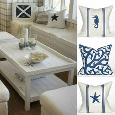 Inspiration...Cottage retreat with our Rehoboth Beach Collection