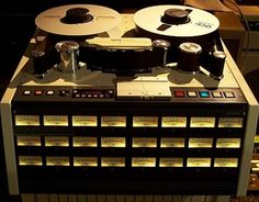 Music Studio Room, Recording Equipment, Tape Recorder, High End Audio, Audio System, Audiophile, Sound & Vision, Turntable, Cadillac