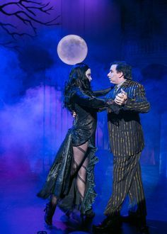 addams family costume plot - Google Search MORTICIA'S TANGO DRESS IS BUSTLED, not TEAR-AWAY