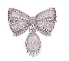 Cartier Belle Epoque Brooch.