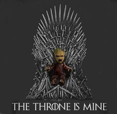 Groot of Thrones