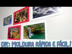DIY: MOLDURA RÁPIDA,