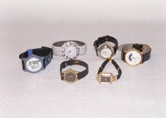 Women's Vintage Watch Lot Batch #1 Retro Watches Misses Girl's Swatch Disney Speidel Gold Black Silver Lot of 6 Vintage Watches Jewelry by ICreateAndCollect on Etsy