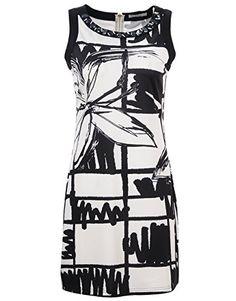 Glostory® Women's Casual Mono Print Sleeveless Loose Knee-length Dress Diamonds WYQ-1566(XXXL) GLOSTORY http://www.amazon.com/dp/B019KFEAA6/ref=cm_sw_r_pi_dp_VJS-wb1FMPQCD