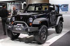 Black Ops Jeep Wrangler