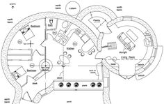 Best Cob House Plans Building with cob needs a lot of physical labor but the materials are cheap. Therefore it is 1 way to receive a very low-cost house so long as you don't pay another person. Since cob house… Continue Reading → Cob Building, Green Building, Building A House, Cob House Plans, House Floor Plans, Hobbit Hole, The Hobbit, Terrariums Diy, Home Design