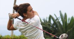 Mireia Prat no Açores Ladies Open