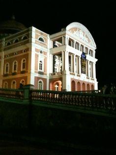 Teatro Amazonas em Manaus, AM
