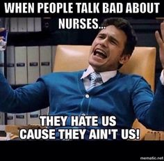 #nurses #theyaintus