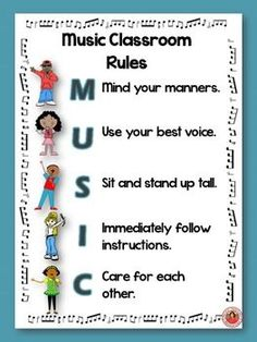 Check this out!!! MUSIC DECOR CLASS RULES ***editable*** POSTERS so you can tailor them to your own needs! ***Two different designs available!*** ♫ CLICK through to preview or save for later! ♫