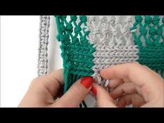 Craft Lovers DIY Hamaca macramé