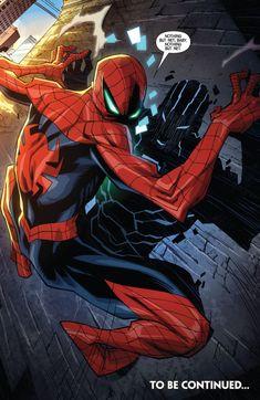 Spider-Man by Khary Randolph Amazing Spiderman, All Spiderman, Marvel Comics Superheroes, Marvel Heroes, Marvel Avengers, Marvel Comic Character, Marvel Characters, Comic Books Art, Comic Art