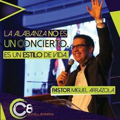 #Repost from Pastor Miguel Arrázola