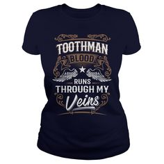 TOOTHMAN shirt . TOOTHMAN blood runs through my veins - TOOTHMAN Tee Shirt, TOOTHMAN Hoodie, TOOTHMAN Family, TOOTHMAN Tee, TOOTHMAN Name, TOOTHMAN bestseller #gift #ideas #Popular #Everything #Videos #Shop #Animals #pets #Architecture #Art #Cars #motorcycles #Celebrities #DIY #crafts #Design #Education #Entertainment #Food #drink #Gardening #Geek #Hair #beauty #Health #fitness #History #Holidays #events #Home decor #Humor #Illustrations #posters #Kids #parenting #Men #Outdoors #Photography…