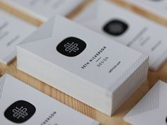 Seth Nickerson Business Cards