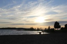 Photography by Suzanne:  Beach at Parry Sound, Ontario